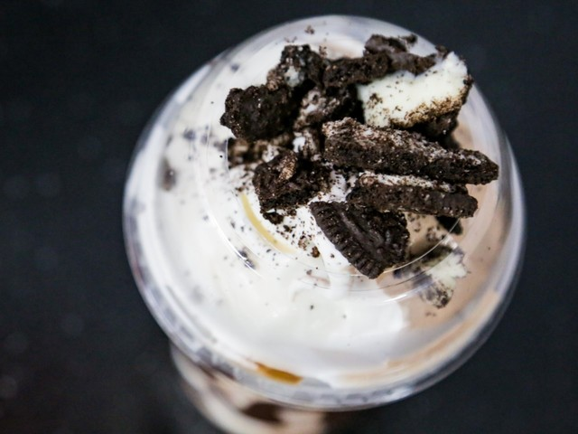 I tried Oreo frozen desserts at 7 major fast-food chains, and the winner was clear