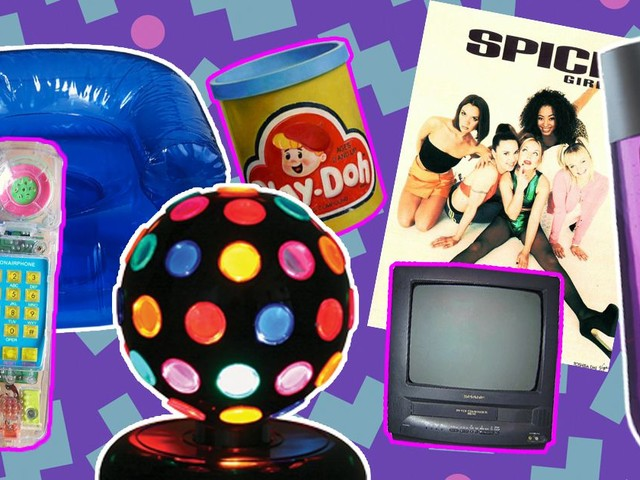 15 things all 90s kids wanted in their bedrooms
