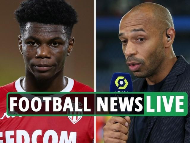 Chelsea eye Tchouameni transfer, Arsenal takeover LATEST, Ramsey to leave Juve, Messi injury update vs Man City,