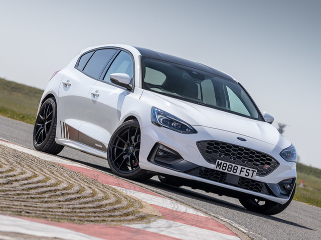 Mountune tuning kit boosts Ford Focus ST to 350bhp
