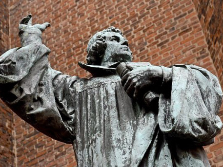 Luther 500th anniversary marred by anti-Semitism row