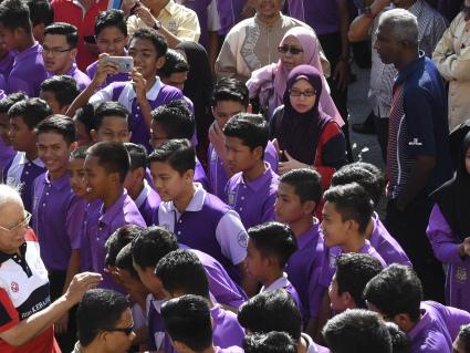 Sekolah Sains Shah in Pekan receives RM1.9m from Prime Minister