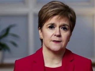 Nicola Sturgeon announces £500 payment for healthcare staff