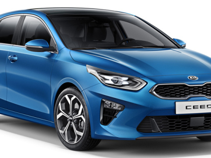 New Gen 3 Ceed first Kia sold in Europe to offer level-two autonomy Lane Following Assist technology; new Kappa turbo, U3 diesel