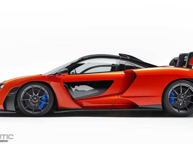 McLaren reveals new 789bhp road car named after Senna | F1 Fanatic Round-up