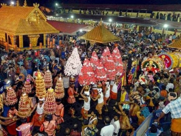 COVID-19 impact | Sabarimala temple, 1,247 others in Kerala seek gold loans from RBI