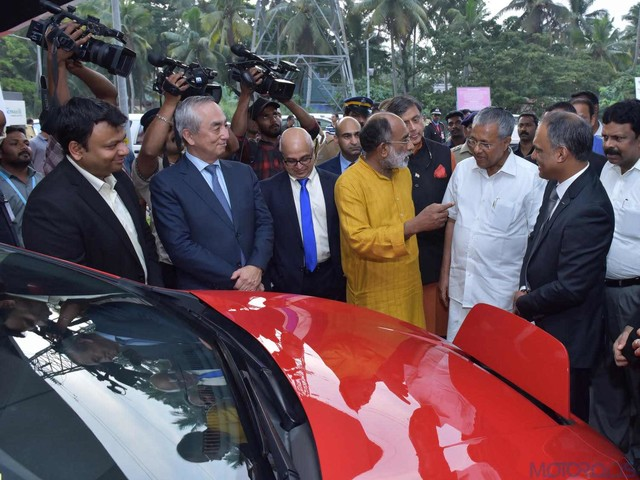 Nissan's First Ever Global Digital Hub Inaugurated in Kerala
