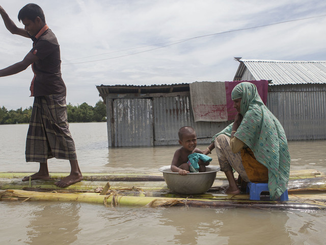 Climate Change Could Threaten Up To 2 Billion Refugees By 2100