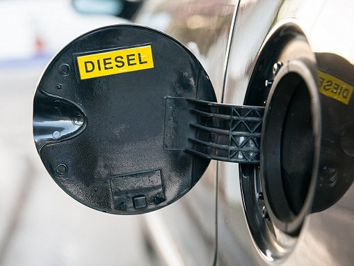 Used diesel car values are HIGHER than last year