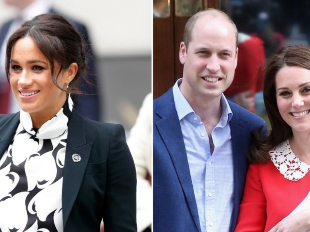 Meghan Markle reportedly 'felt sorry' for Kate Middleton having to do post-birth photo calls