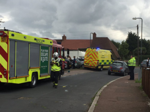 South London 'Chemical Incident' Sees Residents Evacuated