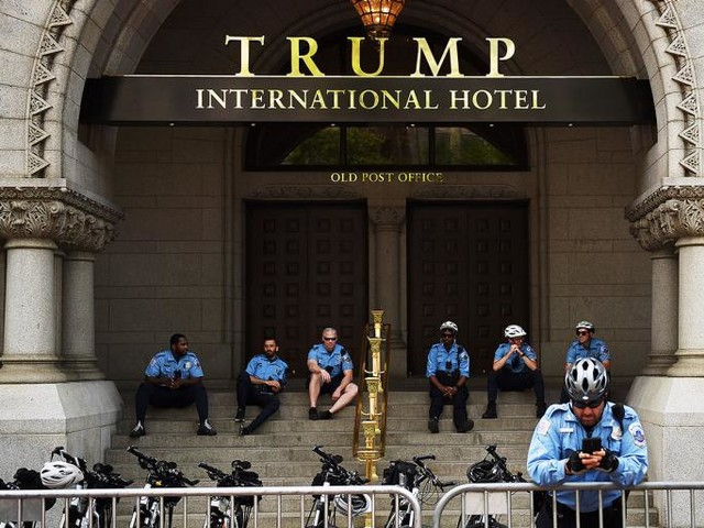 Trump Is Not Even Pretending to Keep Promise to Donate All Hotel Profits From Foreign Governments