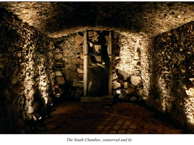 Tickets Alert: First ever winter openings of Pope's Grotto
