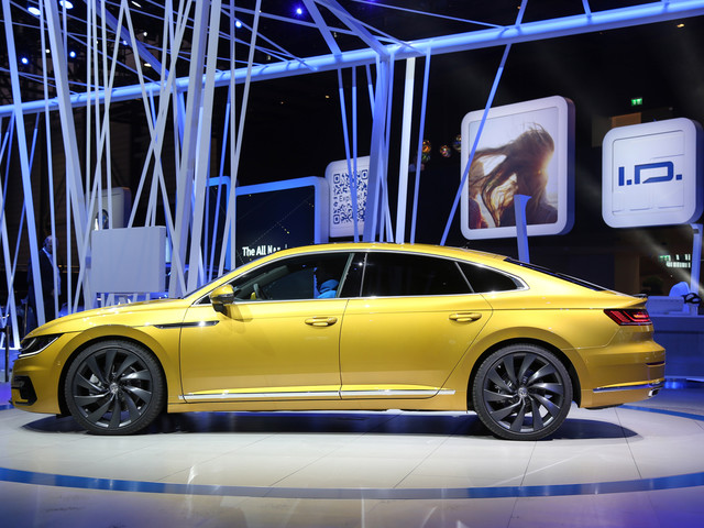 2017 Volkswagen Arteon on sale now from £34,305