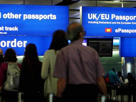 Woman, 22, held at Heathrow on suspicion of terror offence