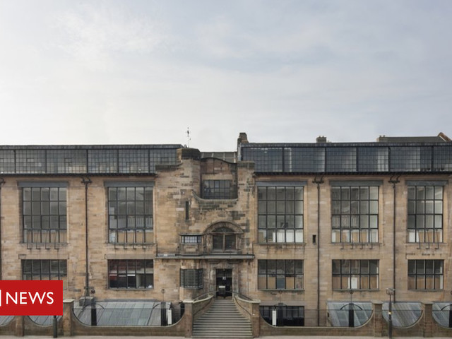 How the world came to love Glasgow School of Art