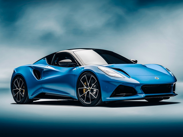 All-new Lotus Emira kickstarts firm's reinvention with AMG power