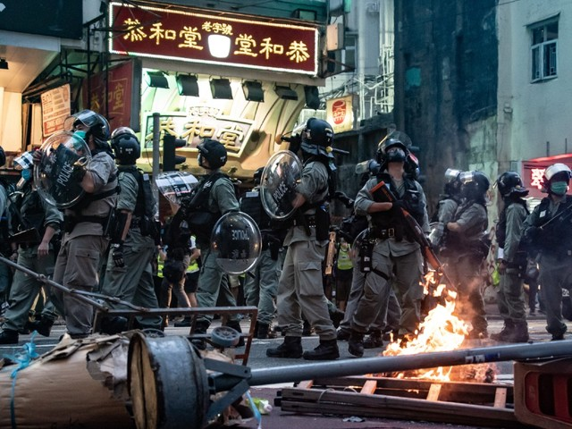 Hong Kong: what is the Lamcao movement?