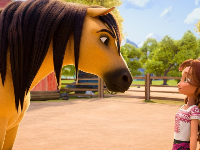 'Spirit Untamed' Film Review: Animated Girl-and-Her-Horse Tale Gallops to Nowhere