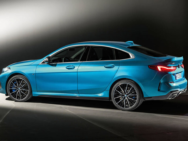 New BMW 2 Series Gran Coupe arrives at LA motor show
