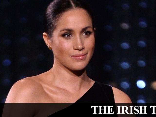British Fashion Awards: Meghan Markle presents designer of her wedding dress with prize