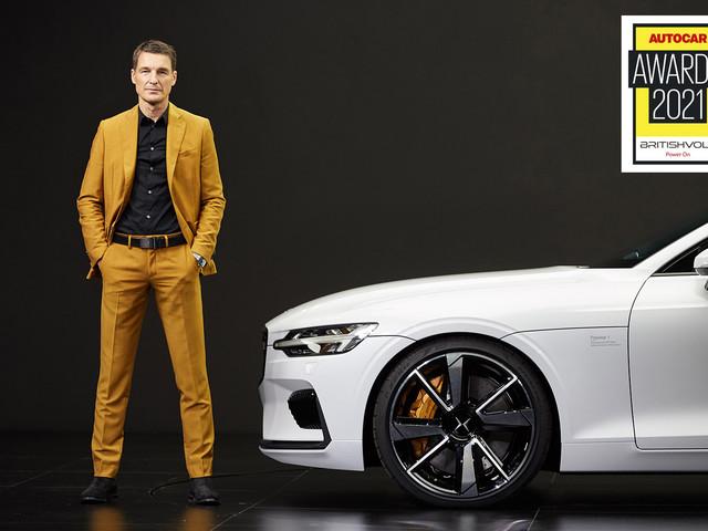 Autocar Awards 2021: Polestar's Thomas Ingenlath wins Sturmey Award