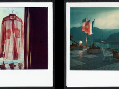 Carried By The Light: Robby Müller In Polaroids