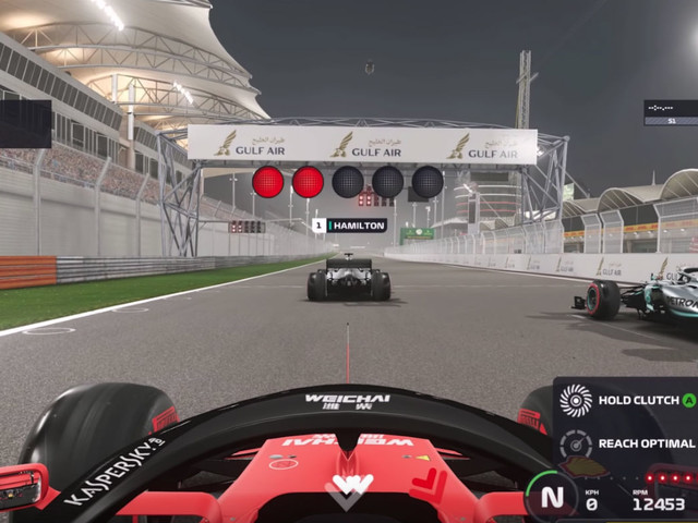 Sport shorts: F1 turns to esports with launch of virtual grand prix series and Gareth Southgate writes open letter to fans
