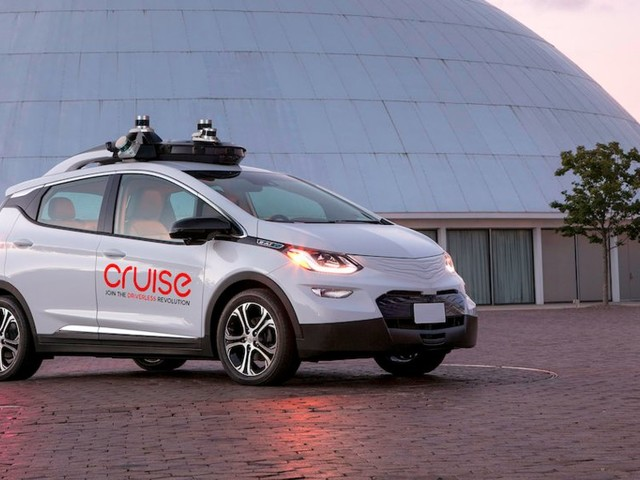 GM's self-driving business Cruise is now worth $19 billion after a new $1.15-billion funding round (GM)