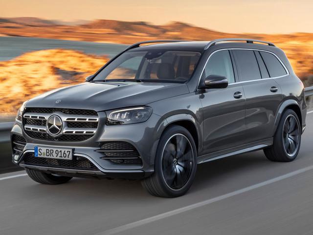 New Mercedes-Benz GLS: re-engineered luxury SUV unveiled