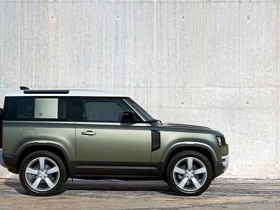 Land Rover Defender 90 First Edition Hitting U.S. Dealers Next Summer