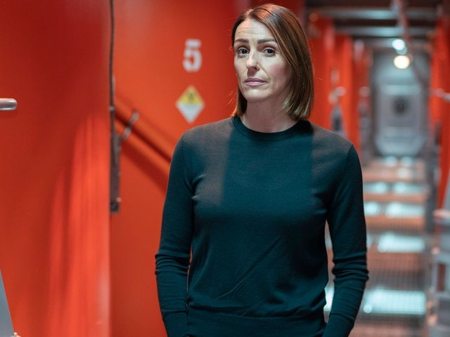 Vigil's Suranne Jones Reveals The Reason She Won't Be Crossing Over Into Line Of Duty