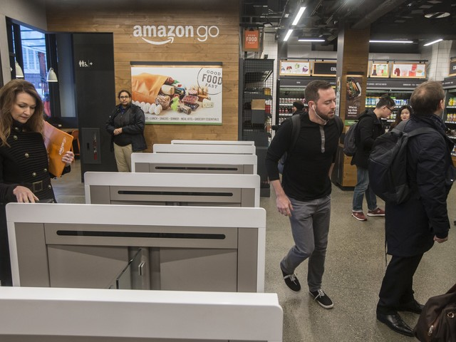 Amazon Go: what is it and will it launch in the UK?