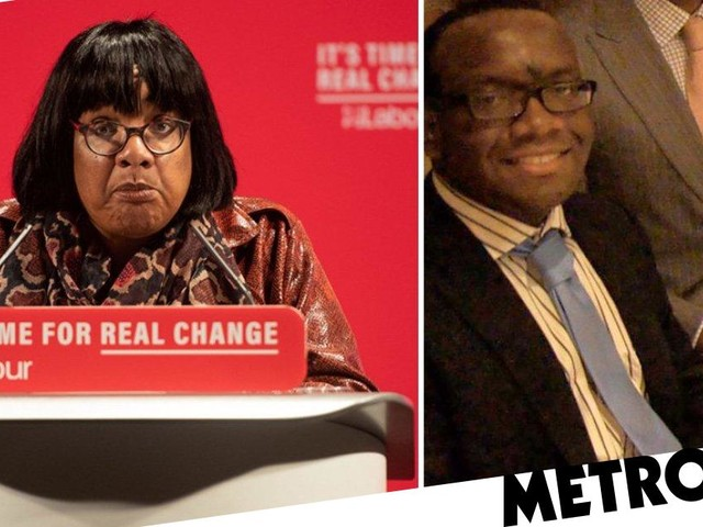 Diane Abbott's son charged with assault after 'biting and spitting at police officer'