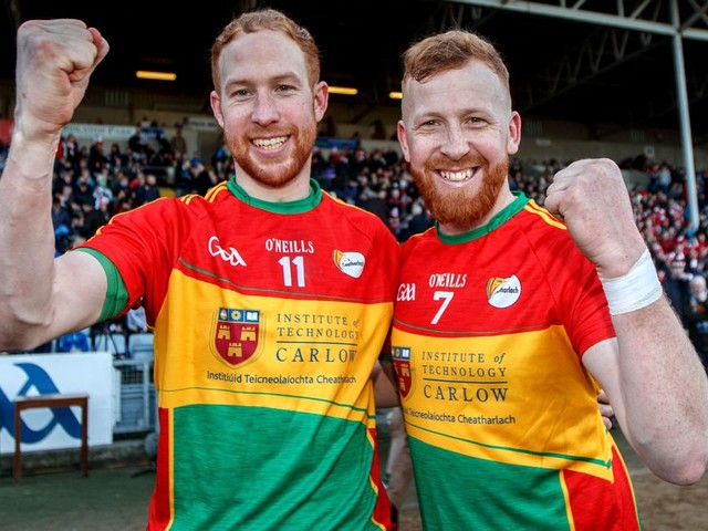 Richard Coady pays tribute to the influence of Colm Bonnar as Carlow hurlers look to take biggest step yet at Croke Park