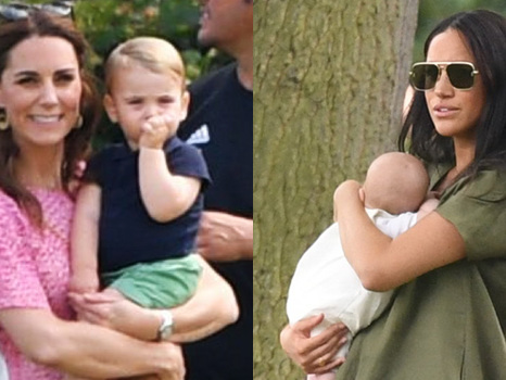Meghan Markle Loves Taking Archie For Playdates With Prince George — No Feud With Kate Middleton