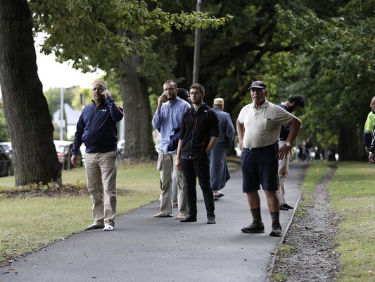 LIVE: All the updates after at least 40 people killed in New Zealand mosque shootings