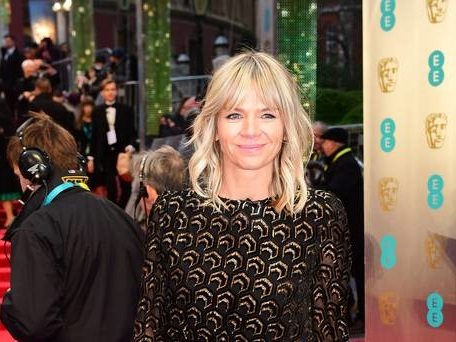 Zoe Ball narrowly avoids awkward fall on Strictly's It Takes Two