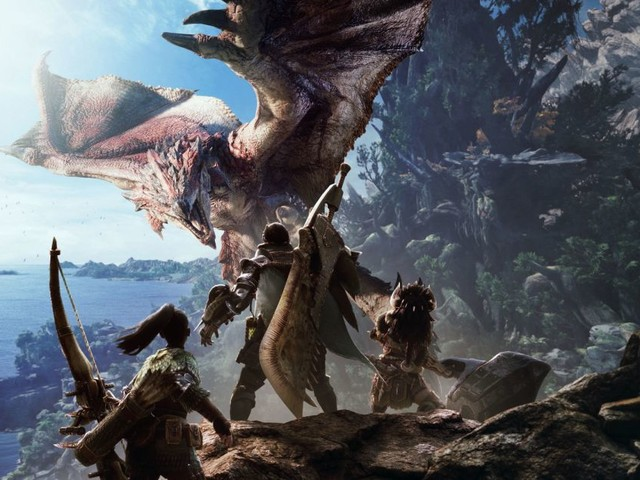 Monster Hunter: World review – how to hunt your dragon