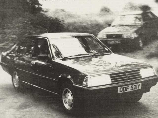 Throwback Thursday: 1983 Lonsdale 2.6 road test
