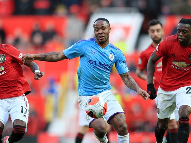Manchester United would sign Raheem Sterling, claims Rio Ferdinand, as Man City treatment slammed