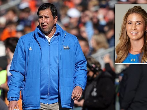 UCLA soccer coach resigns after he was accused of taking $100,000 to get a developer's daughter in