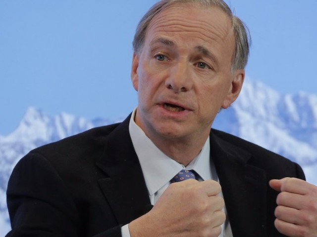 Bridgewater's Ray Dalio shares the piece of advice he wants to be his legacy