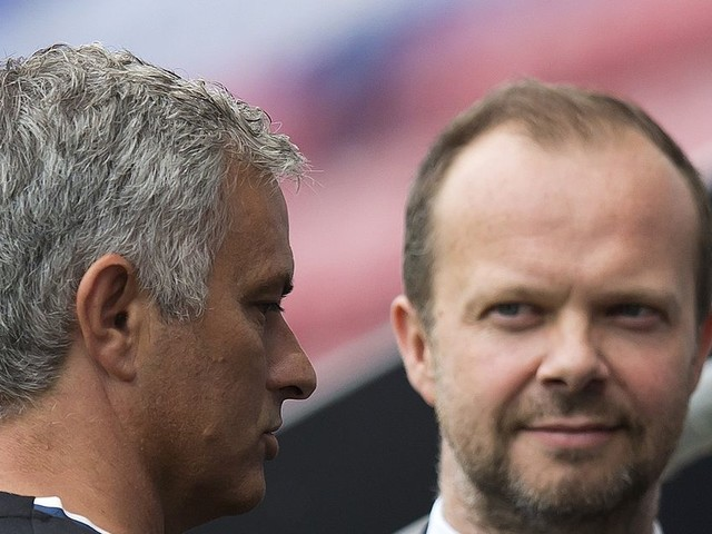 Man Utd manager Jose Mourinho and Ed Woodward to meet as transfer concerns grow