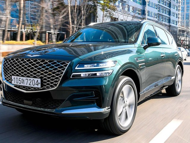 2021 Genesis GV80 driven, GMC Yukon revealed and more: Roadshow's week in review - Roadshow
