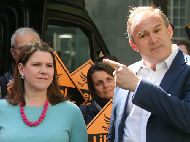 What do the Lib Dems stand for in 2019?