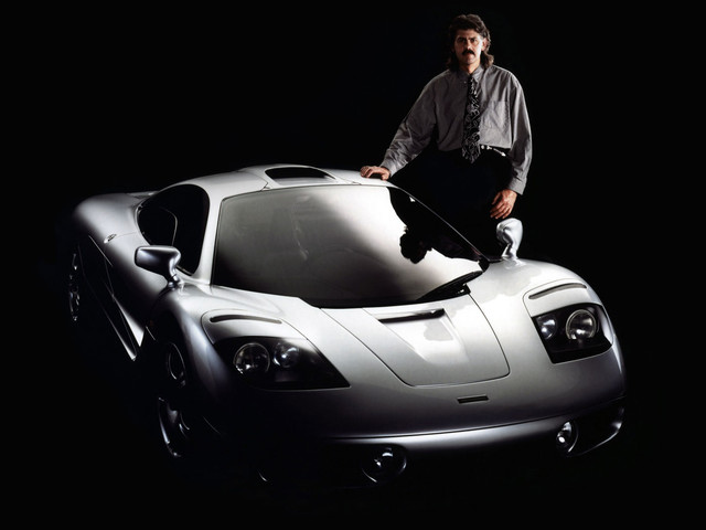 Gordon Murray to launch low-volume car firm