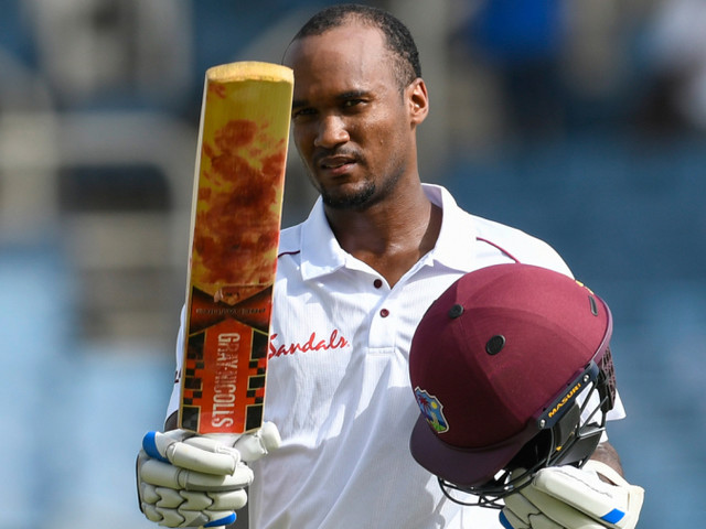 Nottinghamshire sign Kraigg Brathwaite for Championship run-in