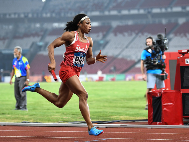 Former world indoor champion Adekoya to be stripped of 2018 Asian Games titles for doping