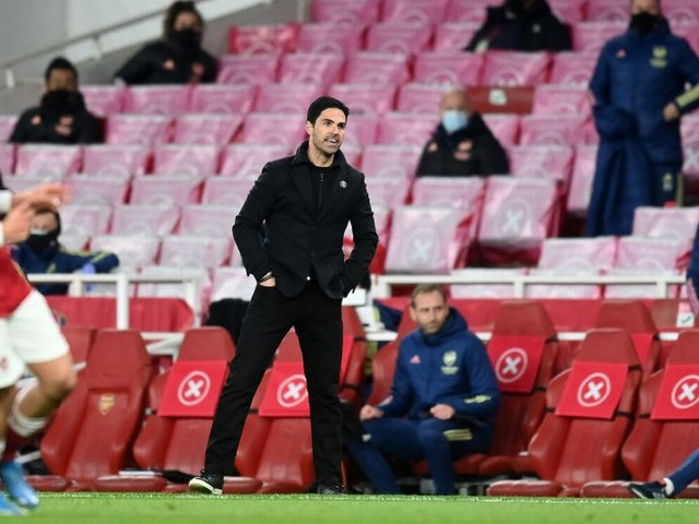 'Enough is enough' - Mikel Arteta lashes out after Everton defeat